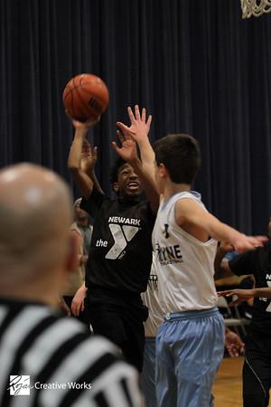 03/05/16  - Newark YMCA U14 (Travel Team)