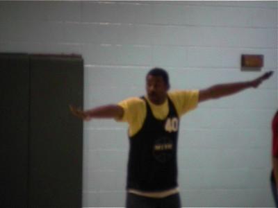 Basketball skills - 2001