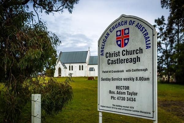 Castlereagh : Christ Church