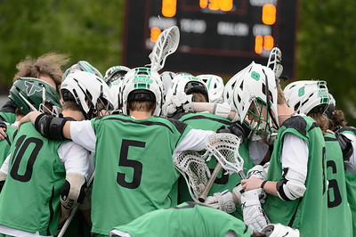 Tigard High School Boys Varsity Lacrosse vs Southridge - Playoff