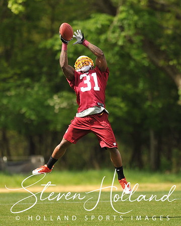 Football: Washington Redskins – 2013 Rookie Mini-Camp  5.5.2013 (by Steven Holland)