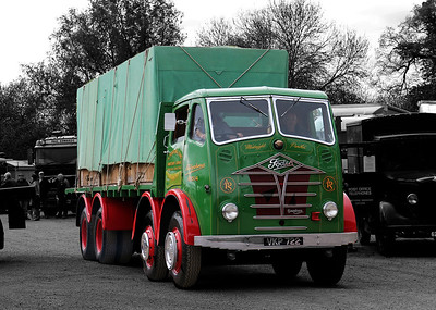 Truckshows, rallies and museums.