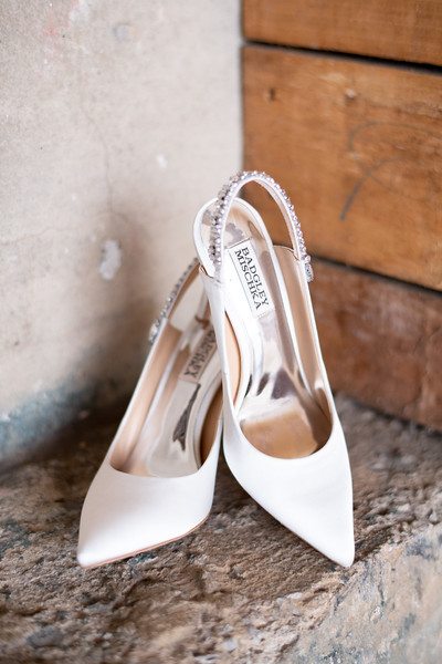 Bride's Shoes