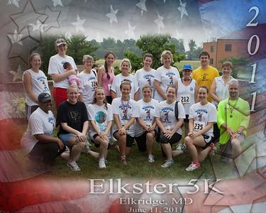 2011 Elkridge Elementary Elkster 5K