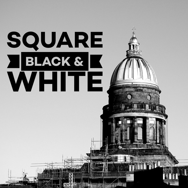 Square Black & White