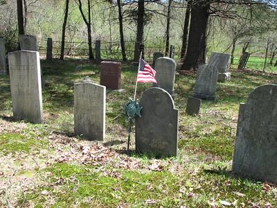 John Caverly Grave