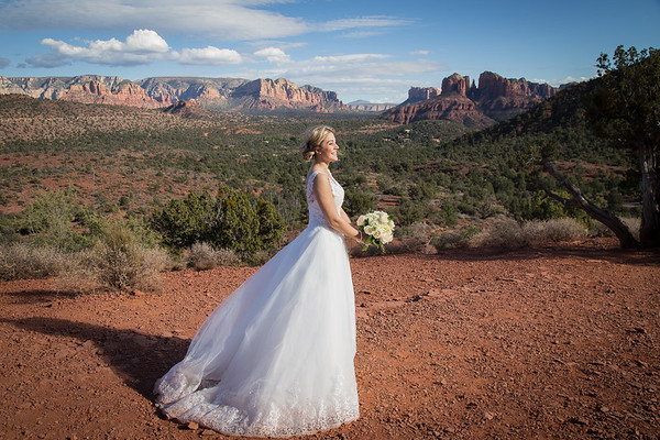 Sedona Wedding Locations
