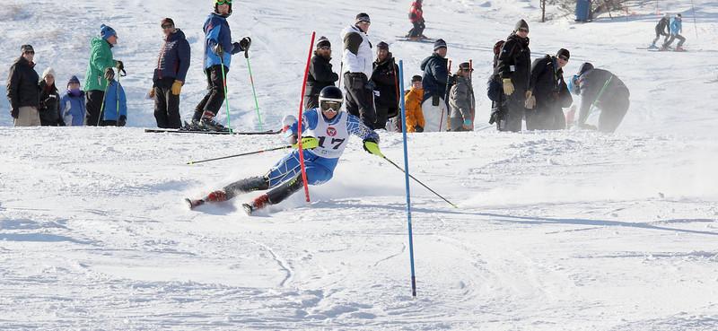 Fisk Ski Race at Suicide 6