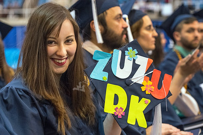 32054 Eberly College Commencement for Graduate Students May 2016