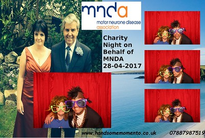 Charity Night for MNDA, at The Old Cattle Market, Helston 28-04-17