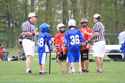 Lacrosse - Cheshire vs. Southington Junior White