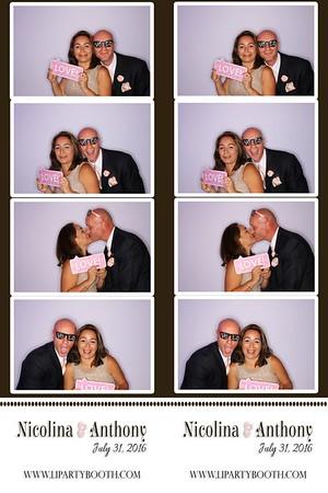 Nicolina & Anthony's Wedding