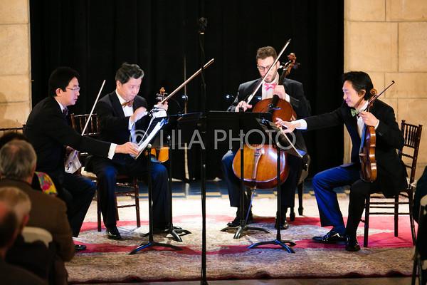 2014 - Shanghai Quartet