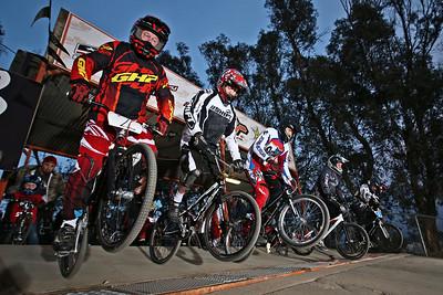 Orange Y BMX Sunday 2-9-14