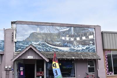 Seapunk at Oregon Coast Aquarium July 6 2019