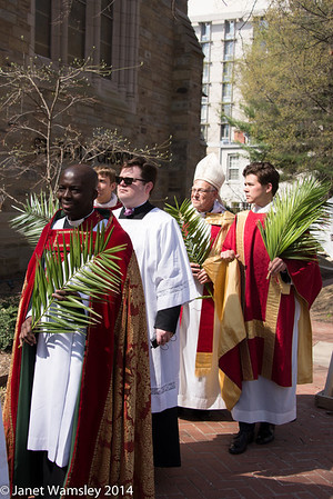 2014 Palm Sunday