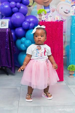 Layla's First Birthday Celebration
