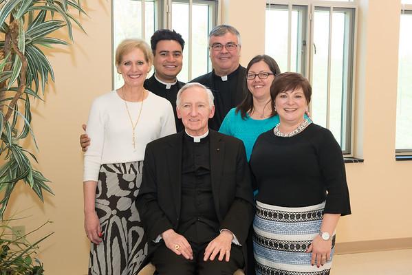 Fr Dennis Reception