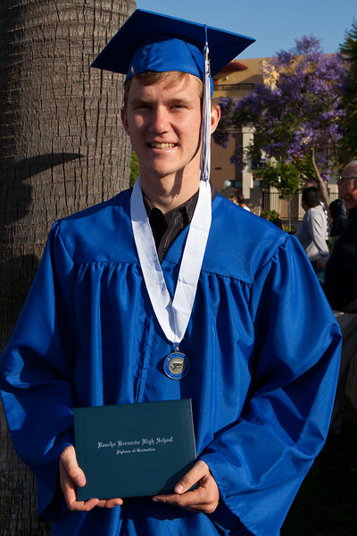 Josh's High School Graduation - June 2012