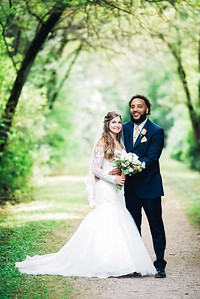 Melissa & Kendall - Beauty & the Beast Themed Wedding