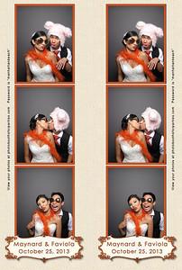 Maynard and Faviola's Wedding