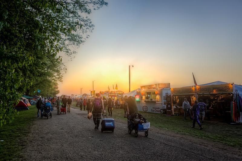 Pre-Festival