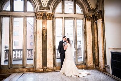 Megan and Matt (Wedding)