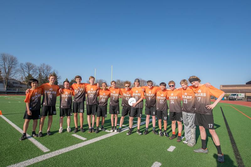 Matoska Classic 2018: Boys JV, White Bear Lake -V- Eagan
