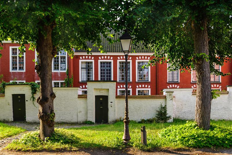 Begijnhof, Ghent