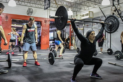 CFWP Oly Lifting Clinic Volume 2