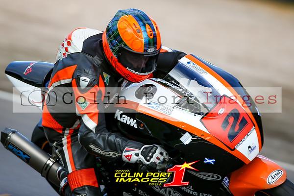 Twins & CB500 F/Man Oulton Park TSGB 2020