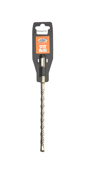 Gelmar Ruwag Standard SDS Plus 8mmx210 Drill Bit