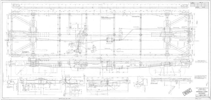 30-ton Bettendorf underframe & AB brakes