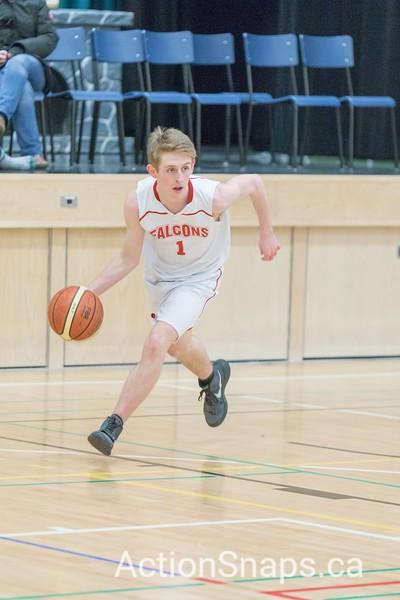 Holy Spirit Grade 11 Boys Basketball