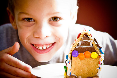 The Christamas Season:  Programs & Gingerbread