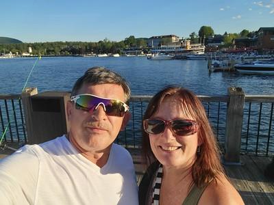 NY, Lake George - The Adirondack Boat - 2021