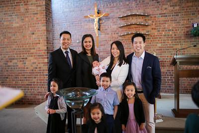 2017 - Baptism Alena