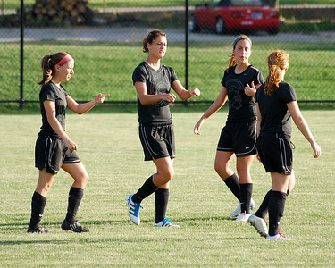 Soccer 2011 - Manchester College Womens Soccer