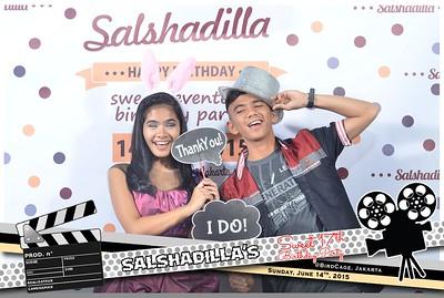 150614 | Salshadilla's 17th Birthday Party