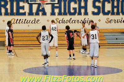 Freshman BBB vs. MVHS