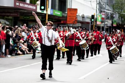 Wellington 2010 Christmas Parade