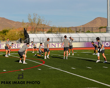 7 on 7 at NDP, June 10,2021