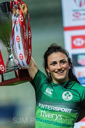 Ireland - HSBC 7s Paris 2018 - Men and Women games