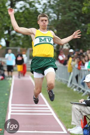 Minnesota State 2A High School Track & Field Meet 6-11-11
