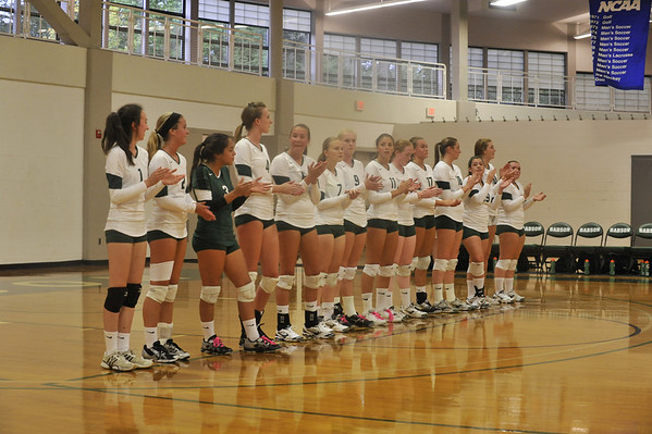 BABSON VOLLEYBALL SELECTED PHOTO  8.31.2012