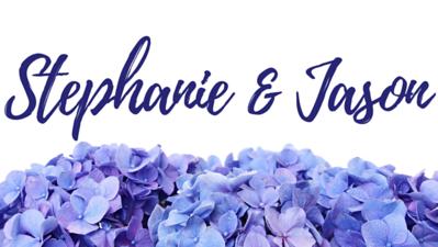 Stephanie & Jason Wedding 9.26.20