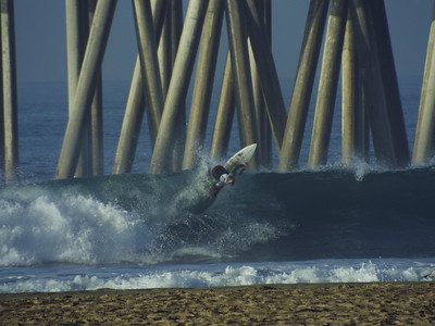 1/23/20 * DAILY SURFING PHOTOS * H.B. PIER