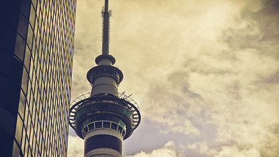 Auckland Urban-scapes