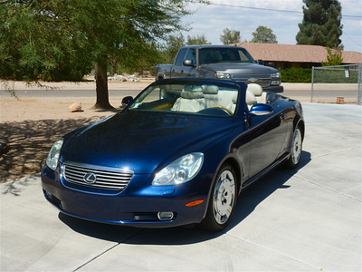 OUR 2003 LEXUS SC430
