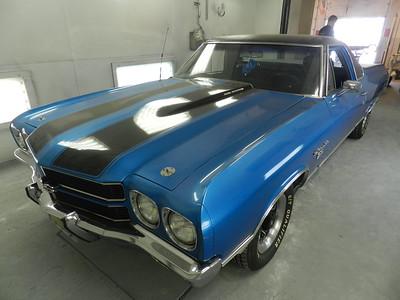 1970 Chevrolet El Camino - Mike Garrison